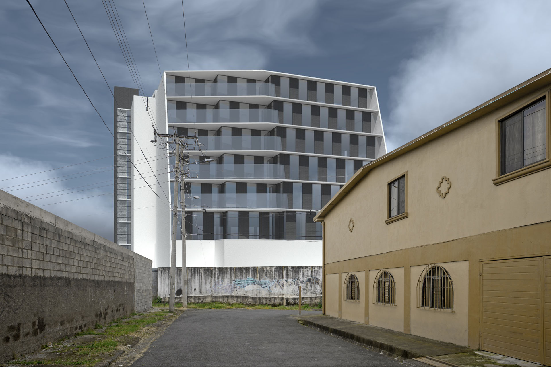 Contemporary Office Building